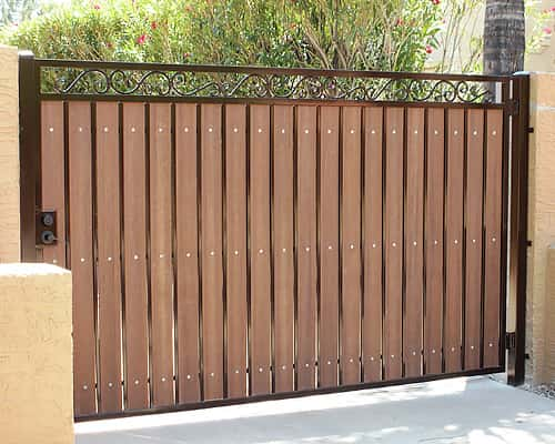 Sun king fencing gates phoenix iron company
