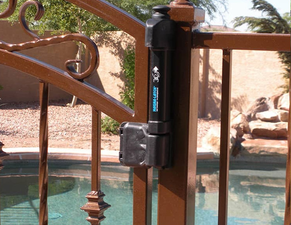 Pool Gate Magna Latch