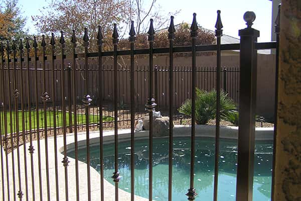 Spears and Knuckles Pool Fencing