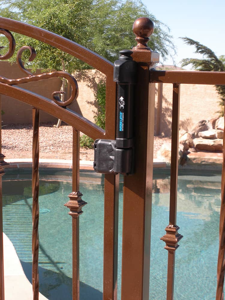 Decorative Iron Pool Fencing Examples Sun King Fencing