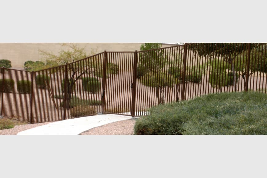 Strong Security Fencing for HOA